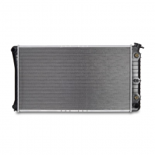 Buick LeSabre with Low Coolant Indicator Replacement Radiator, 1996-1999
