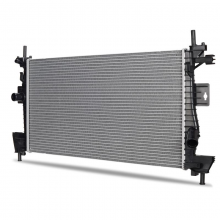 Ford Focus (Non ST) Replacement Radiator, 2012-2015