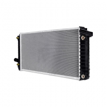 Cadillac DeVille 4.6L Replacement Radiator, 1994-1999
