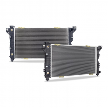 Chrysler Town & Country Replacement Radiator, 1996-2000